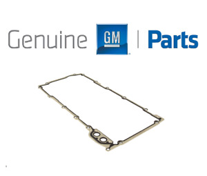 For Chevrolet Avalanche Express 2500 Impala Oil Pan Gasket GM Genuine 12612350