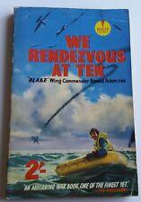 Ronald 'Blake' Adam - We Rendezvous At Ten - Digit Books {early no number} 1957