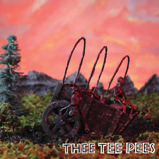 Thee Tee Pees - S/T LP record garage punk Manglor Records The Mummies
