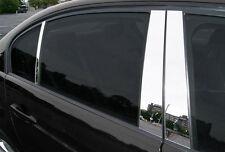 CHROME DOOR PILLARS POST FITS 2002 2003 2004 2005 2006 HONDA CRV CR-V