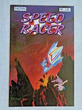 Speed Racer Vol. 1  No. 10 June 1988 NOW Comics First Printing May 1987 NM (9.4)