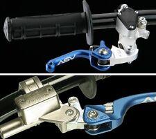ASV C6 Series Brake & Clutch Levers Combo 2014-17 KTM 125 SX 150 SX 250 SX Blue