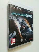 METAL GEAR RISING REVENGEANCE PS3 - Playstation 3 GIOCO AVVENTURA DINAMICA