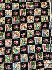 Mary Engelbreit 1 Yard My Valentine Cotton Fabric New