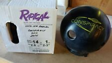 used Radical Conspiracy Solid 14Lbs 2014
