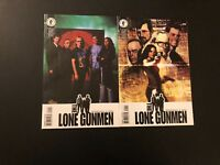 The Lone Gunman Specials High Grade Lot Set Run 27-12