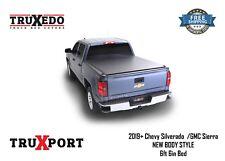 TruXedo Truxport Tonneau Cover 2019+ Chevy Silverado Sierra 6ft 6in Bed 272601