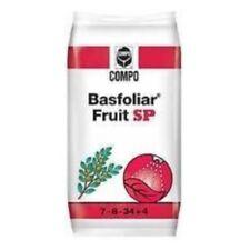 COMPO BASFOLIAR FRUIT SP 7-8-34 - 5 Kg. CONCIME FOGLIARE