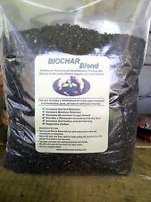 One gallon bag Biochar Blend:  Biochar plus Compost