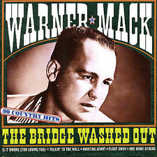 Bridge Washed Out: 20 Country Hits by Warner Mack (CD, Sep-1998, Country Stars)