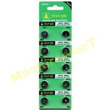100 Batterie Knopfzellenbatterien AG 10,AG10,LR1130,389;SR1130,189