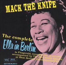 Mack the Knife: The Complete Ella in Berlin, , New Live