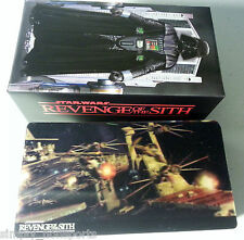 ROTS STAR WARS REVENGE OFTHE WIDE-VISION SITH 3-D  44-CARD BOX SET LIMITED 2000