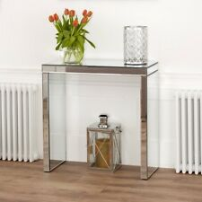 Unbranded Glass Modern Console Tables