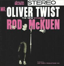 Rod McKuen Oliver Twist CD Collector's Choice Music  Rhino OOP!