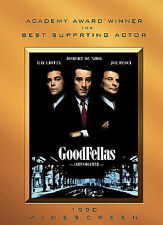 Goodfellas DVD w/ slip cover NEW factory sealed as shown