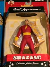 First Appearance Shazam Collector Action Figure DC Direct NOC