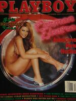 Playboy December 2000 | Carmen Electra Cara Michelle    #3372+
