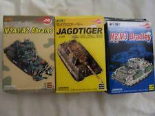 1/144 Dragon Can.do Pocket Army Random Sets of three tanks