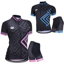 Nueva Ropa de carreras Lover'S Ciclismo Bicicleta Ciclismo al Aire Libre Jersey Y Pantalones Cortos Set/Kit