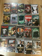 PSP UMD Movies  x 20 new & sealed mixed titles  RRP £50+    (box 177)