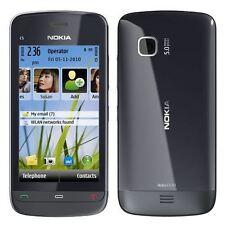 Nokia C5-03 Nero Sbloccato salvo 3 mobile testato funzionante ottime condizioni