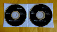 Microsoft Visual Studio 2005 Standard Edition  (New ! sealed cd +Key)