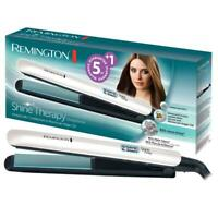 Remington Shine Therapy Ceramic Hair Straighteners with Morrocan Argan Oil S8500