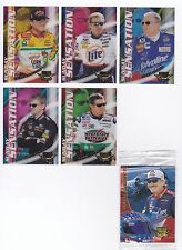 2000 High Gear SUNDAY SENSATION #SS2 Terry Labonte SCARCE! ONE CARD ONLY!
