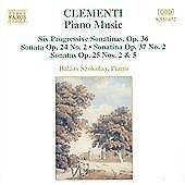 Clementi: Piano Music, Music