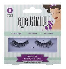 Eye Candy 50's Style Lashes - 008 - False Eyelashes with Glue Adhesive