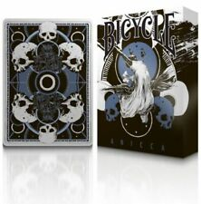 Anicca Bicycle Metallic Ink Playing Cards by Card Experiment Aristocrat