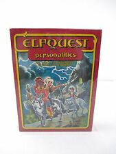 Rare SEALED Elfquest Personalities Metal Figures Ral Partha Box Set Unopened #1