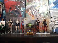 New listing Dc Unlimited World Of Warcraft Orc Shaman Rehgar Earthfury Figure☆New☆