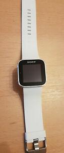 Sony MN2 Smart Watch - White