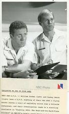 CASKEY SWAIM WILLIAM JORDAN PORTRAIT PROJECT U.F.O. ORIGINAL 1978 NBC TV PHOTO