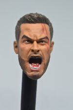 TOYS 1/6 Scale God of Thunder THOR Male heads Head Sculpt F 12'' Figure B