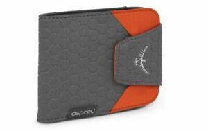 Osprey QuickLock RFID Wallet  - Poppy Orange