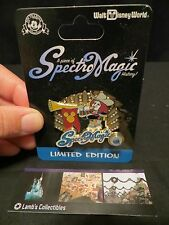 Disney Piece of SpectroMagic Parade History Trumpeter pin LE 2500