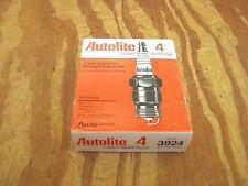 1981 1982 1983 1984 1985 Ford Escort EXP Fiesta spark plugs Autolite # 3924 NOS!