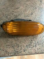 Mgf Amber Indicator Lens . O/S Drivers Side Lugs In Tact.
