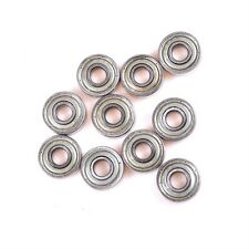 10Pcs 624ZZ 4mmx13mmx5mm 624Z Radial Ball Bearings 3D Printer Parts Mini Bearing