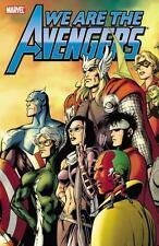 Avengers: We are the Avengers Marvel Comics TP Paperback Book