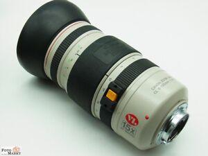 Canon Zoom Lens CL 8-120 MM Lens 1:1,4 -2, 1 For Camorder Vl-Mount