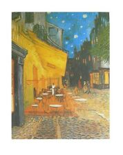 van Gogh Nachtcafe Poster Kunstdruck Bild 30x24cm