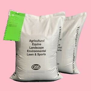 20.00 KG HORSE PASTURE GRASS SEED FOR OVER SEEDING OR REPAIR WITH RYEGRASS