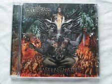 """BELPHEGOR-"""" WALPURGIS RITES ( HEXENWAHN)"""" CD 1ST PRESS 2009"""