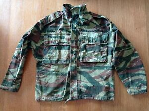 Lot veste TAP 47/56 Para Indochine Algérie Armée française + tenue de sortie