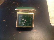 Vintage Bulova Manual Winding Alarm Clock