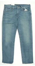 LEVIS MADE AND CRAFTED 502 TAPER FIT SELVEDGE JEANS 32x34 CONROE NWT